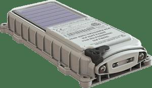 The Geo-TraxSAT Solar Asset Tracking Device