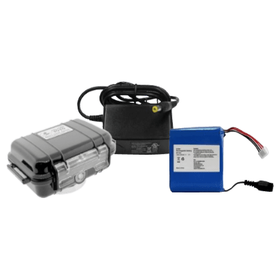 Geo-TraxMICRO External Battery Complete Kit